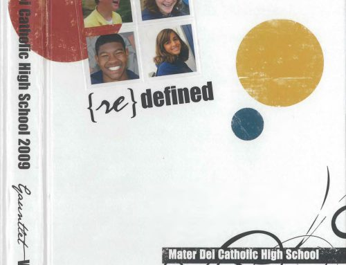 Class of 09′ Yearbook