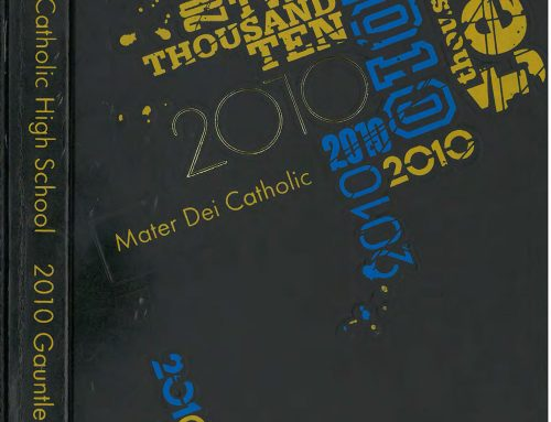 Class of 10′ Yearbook