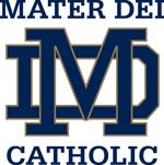 Mater Dei Catholic High School Logo